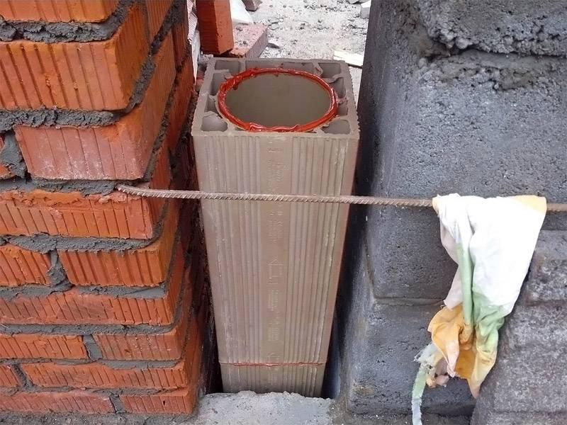 Монтаж керамической установки