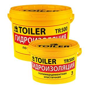 Toiler TR 500, 3 кг