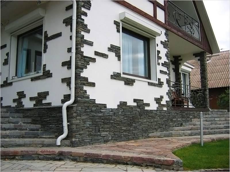 Панели можно использовать не на всю поверхность стены