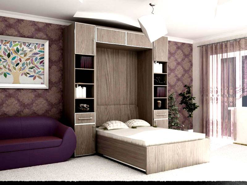 диван кровать трансформер для малогабаритной квартиры купить