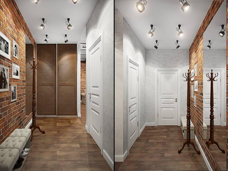Разнонаправленные конструкции позволяют создать яркую атмосферу лофта