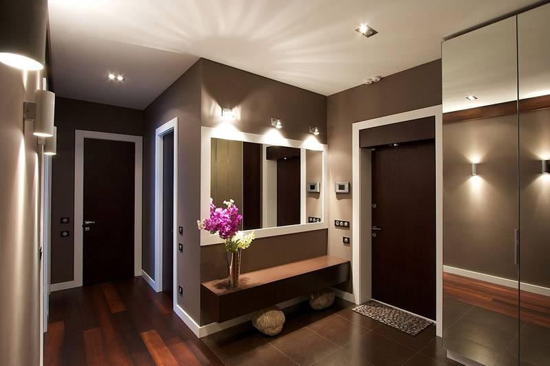 Применение светильников на стенах позволяет создать уютную обстановку