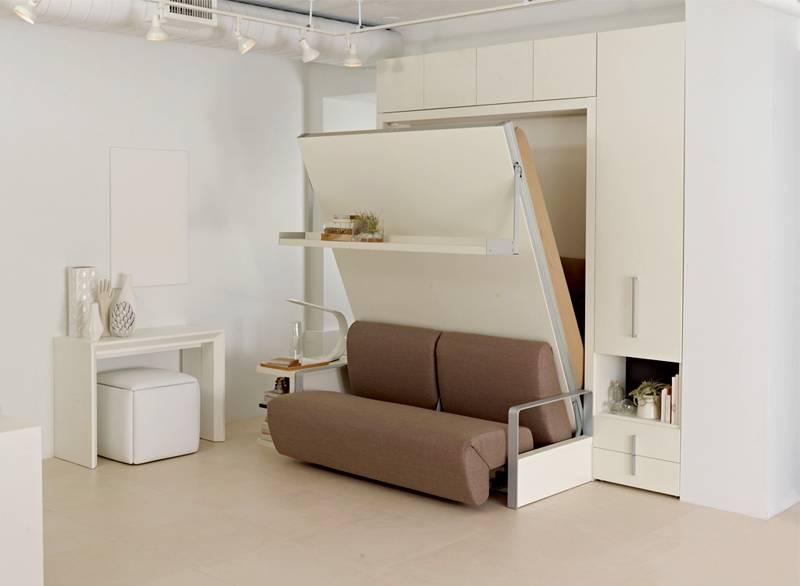 Диванные конструкции можно установить в гостиной