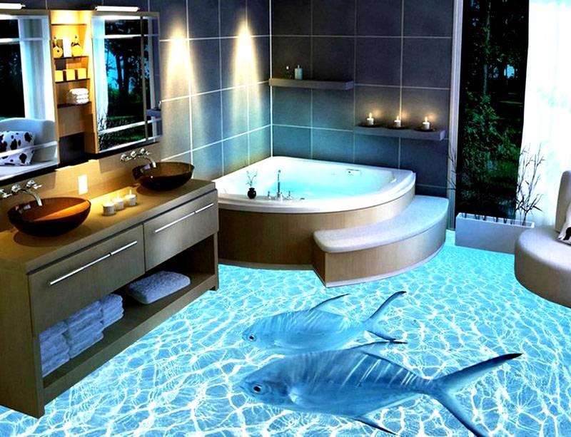 Дизайн ванной фото 2015 современные идеи 3 кв.м