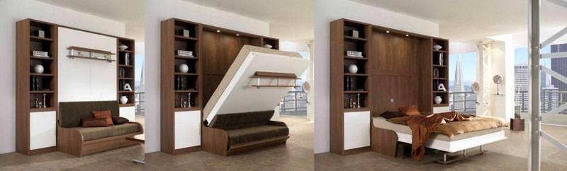 Модель стенки кровати
