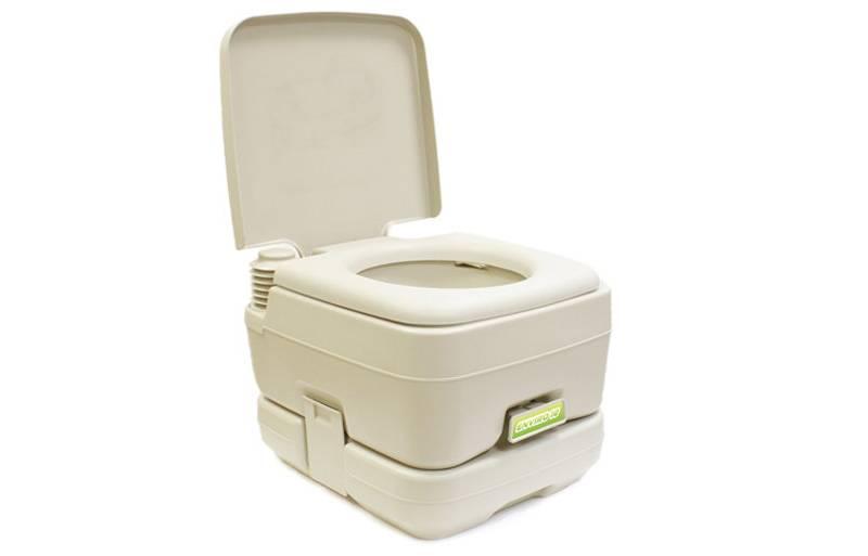 Портативный туалет Enviro 10