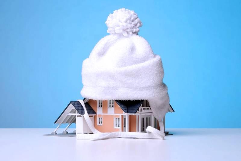 Дом в тепле