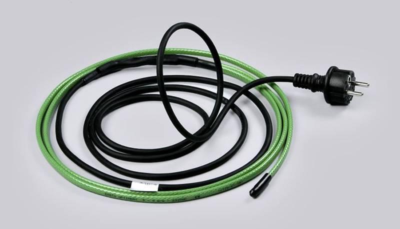 По такой же технологии создают рабочие устройства с применением саморегулирующихся кабелей иных типов