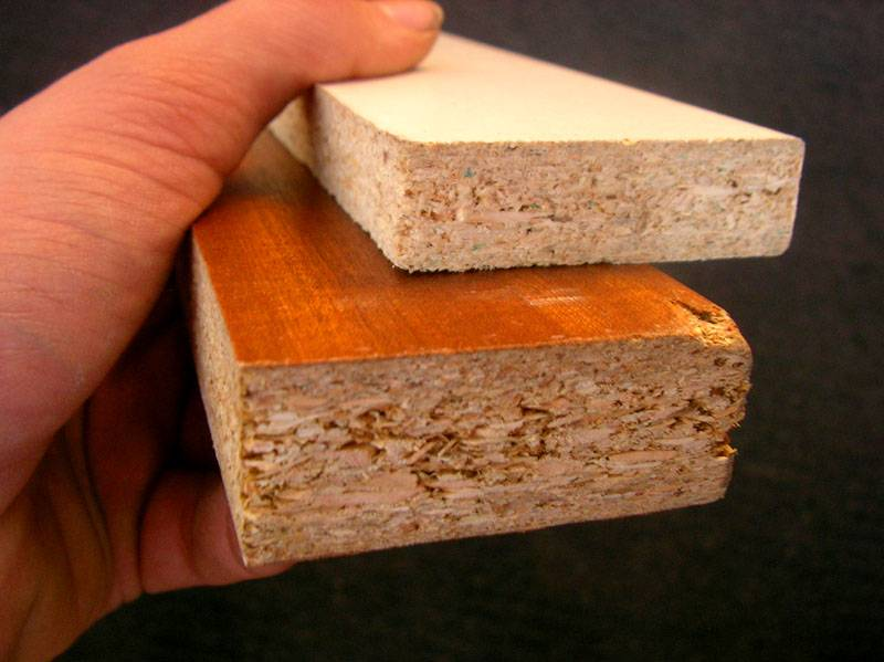 Внешний вид двух плит