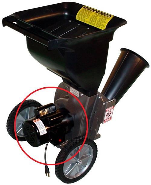 Как правильно выбрать измельчитель веток садовый электрический?