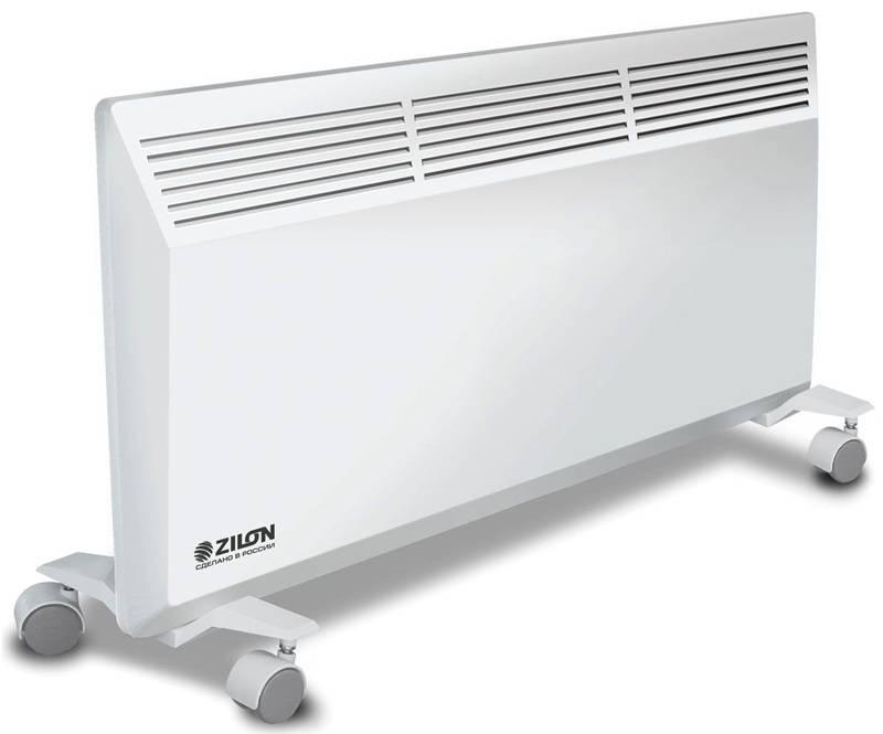 Радиатор на колесиках