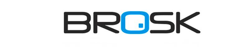 Логотип компании Brosk