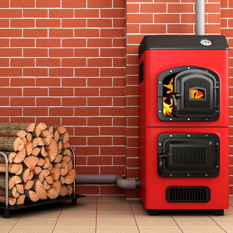 Котлы длительного горения на дровах для дома: цена, отзывы
