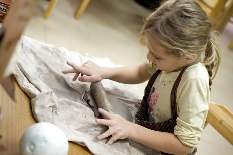 Процесс лепки – увлекательное занятие, которое можно разделить с детьми