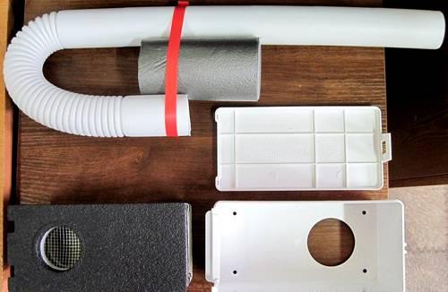 Приточный клапан в стену: как улучшить состояние атмосферы в помещении