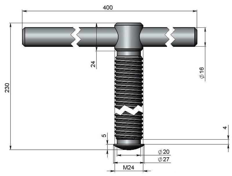 Как изготовить трубогиб для профильной трубы своими руками