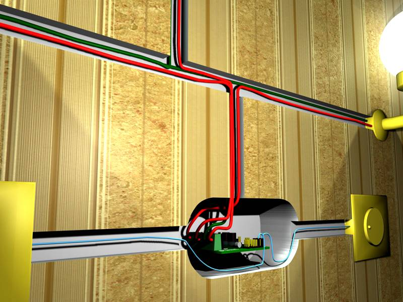 Специальные модели энергосберегающих ламп используют совместно с регуляторами силы света (диммерами)