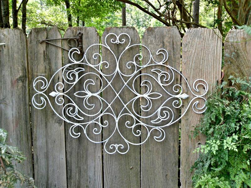 Ограда как арт - объект