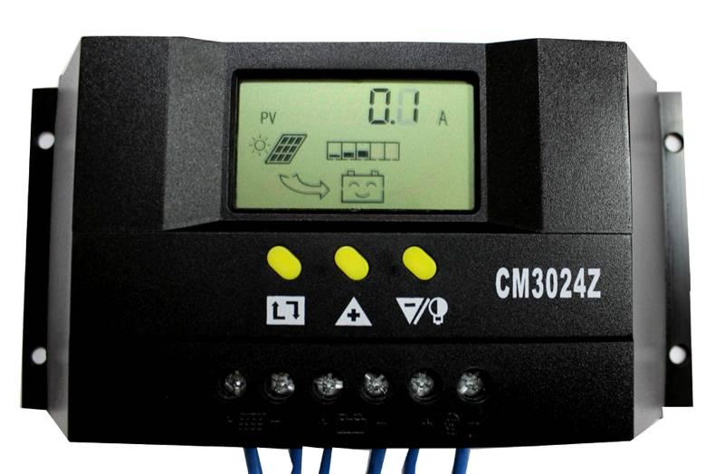 Контроллер позволяет регулировать процесс зарядки без риска порчи накопительного устройства
