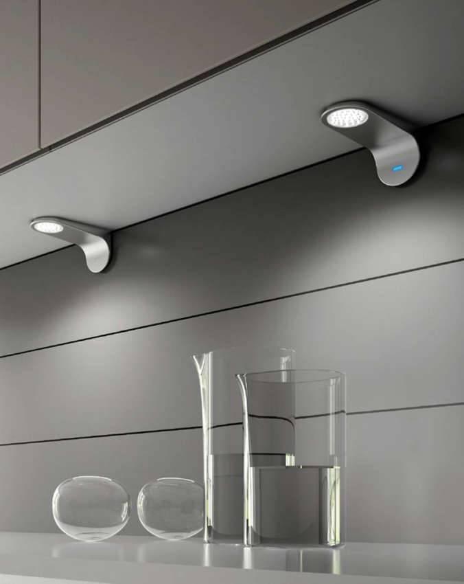 Оригинальные накладные светильники