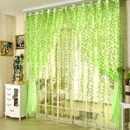 Зеленый – это цвет свежести, весны, обновления