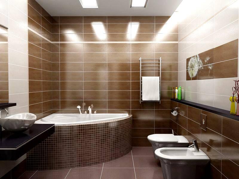 Если в ванной комнате нет окна, пригодится автоматизированное включение светильников