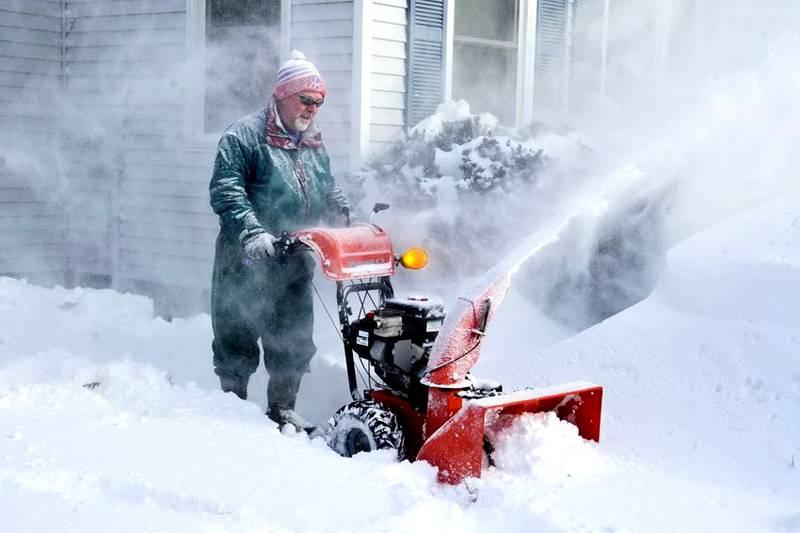 Надо не забывать, что в некоторых отечественных регионах регулярно выпадает большое количество снега