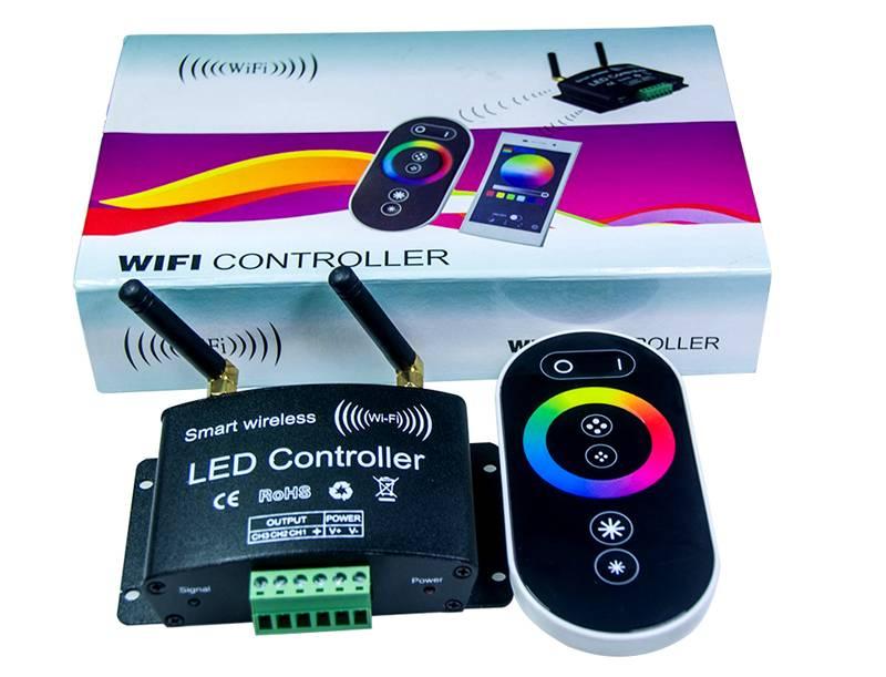 Управление с применением стандартов Wi Fi