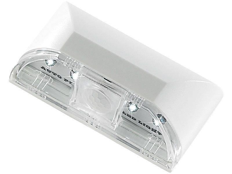 Такую накладку с автономным питанием применяют для подсветки дверного замка