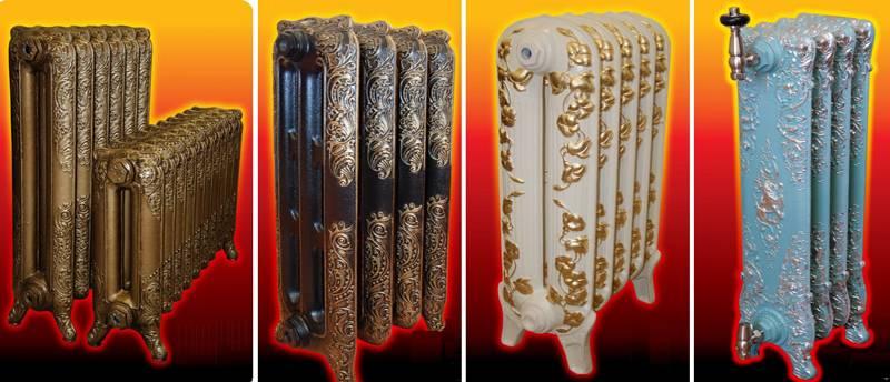 Чугунные радиаторы используют в комбинации с индивидуальной системой отопления. Для точной регулировки применяют коррекцию задержек с помощью специализированного программного обеспечения