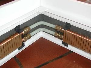 Теплые плинтусы для отопления в доме