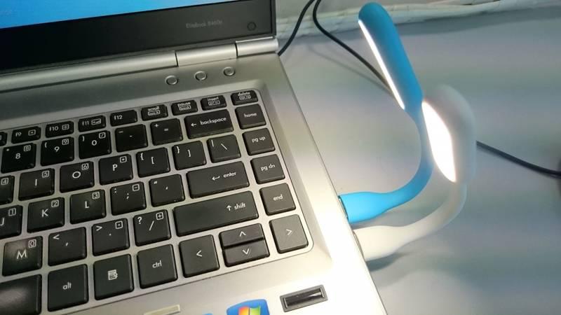 Локальную подсветку клавиатуры обеспечат миниатюрные диодные лампы