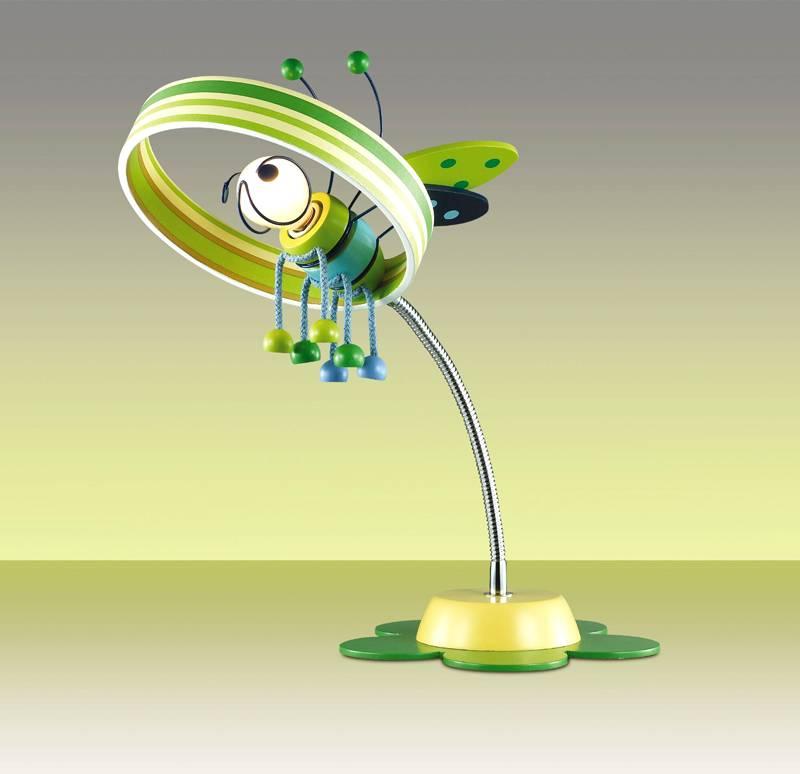 Детские светильники могут выглядят как сказочные персонажи или животные