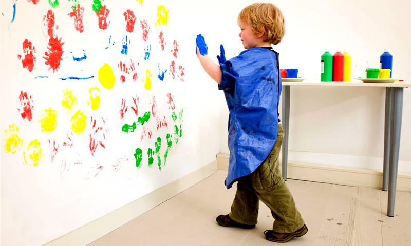 Юные художники буду в восторге от идеи