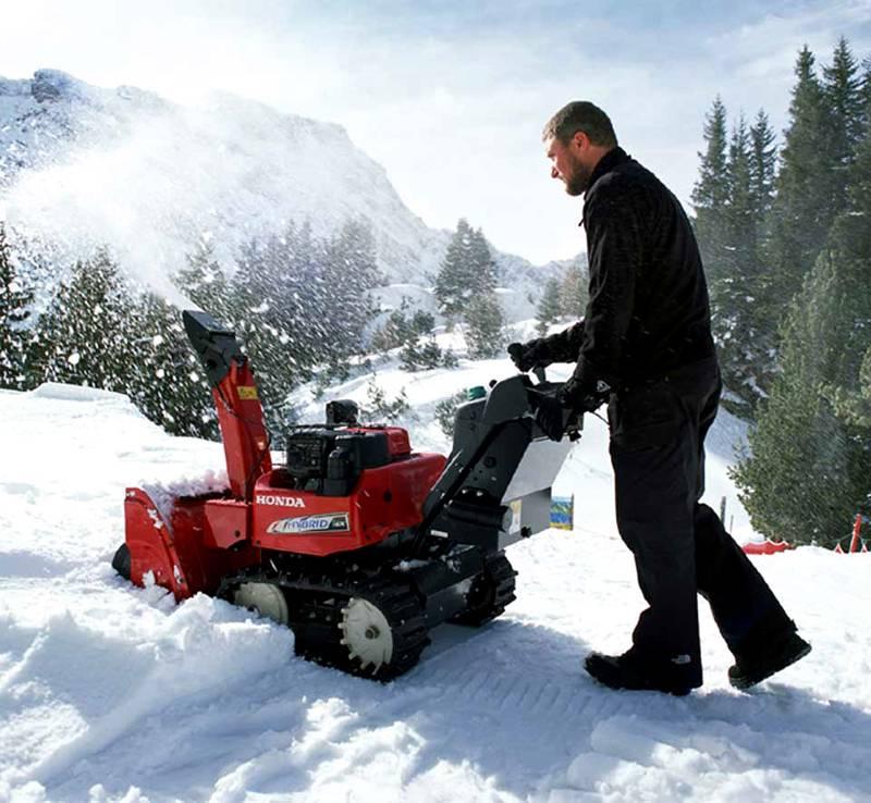 Снегоуборочная техника для дома и дачи: секреты выбора