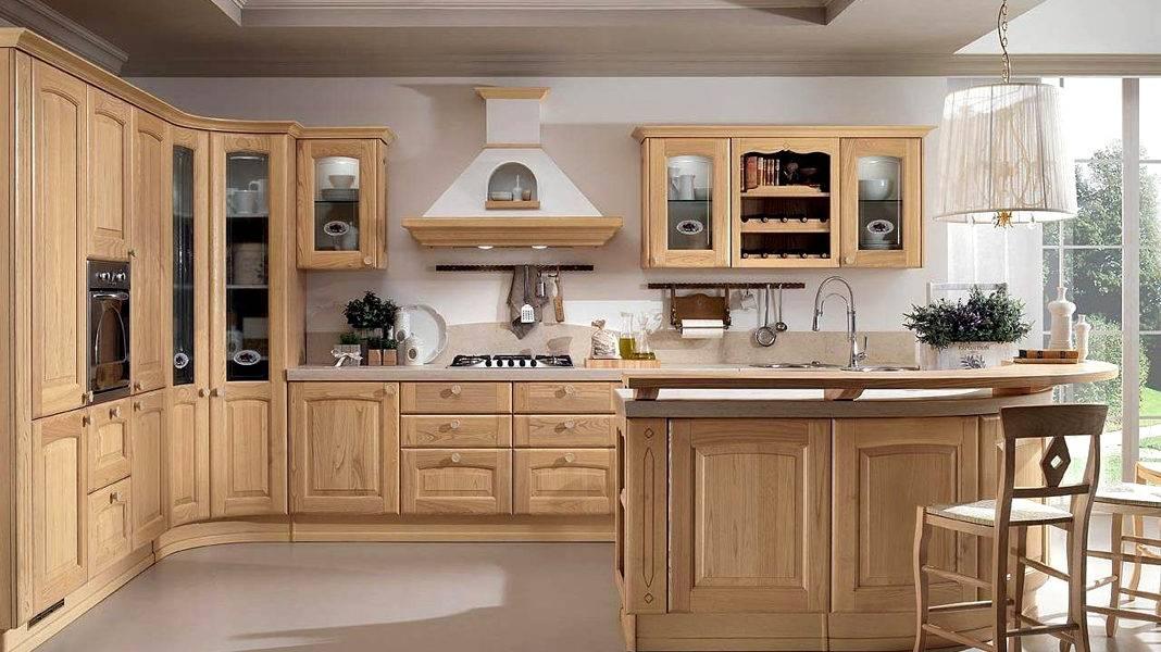 Ремонт кухни: дизайн, реальные фото