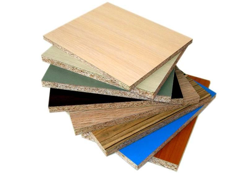 ДСП: размеры и толщина листа, цена