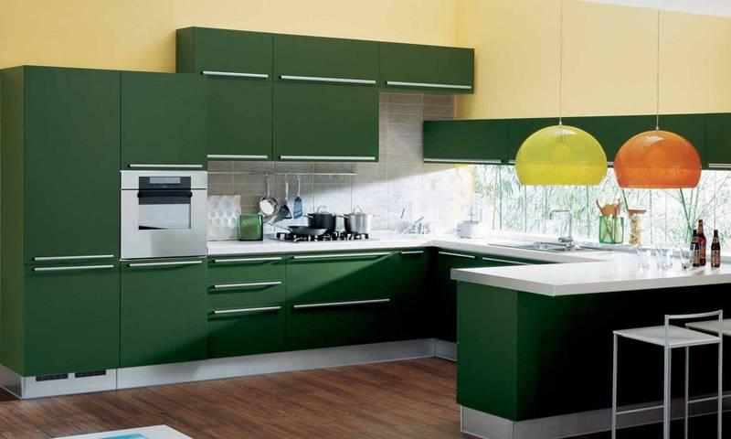 Зеленый – успокаивает