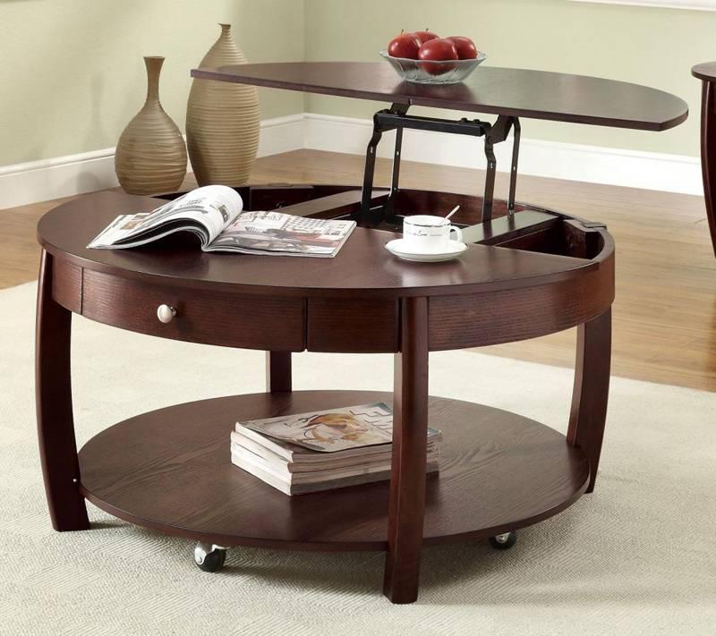 Для перемещения мебели пригодятся встроенные колесики