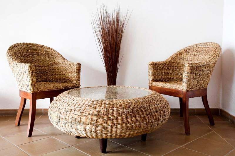Этно стилистика в мебели