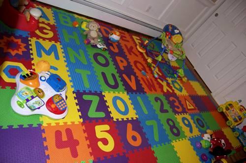 Мягкий пол для детских комнат: как создать комфорт и здоровые условия по разумной стоимости