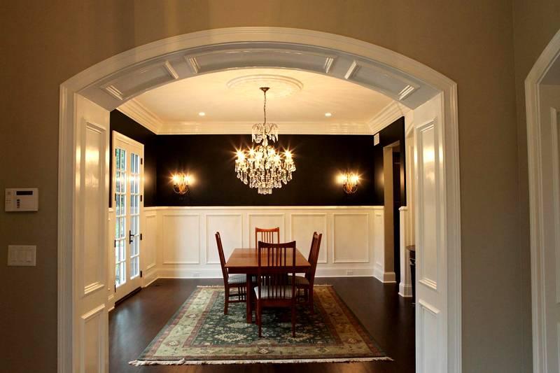 Арка дверного проема дизайн