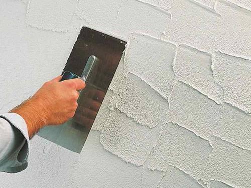 Как правильно применяется фактурная штукатурка для стен: видео, фото, технологии и рекомендации профессионалов