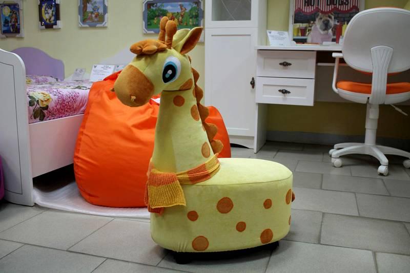 Кресло для детской своими руками 1