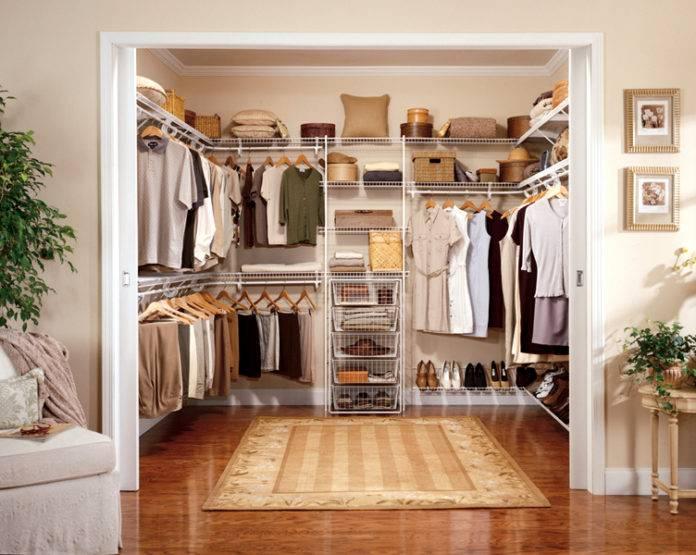Мини гардеробные комнаты дизайн проекты фото