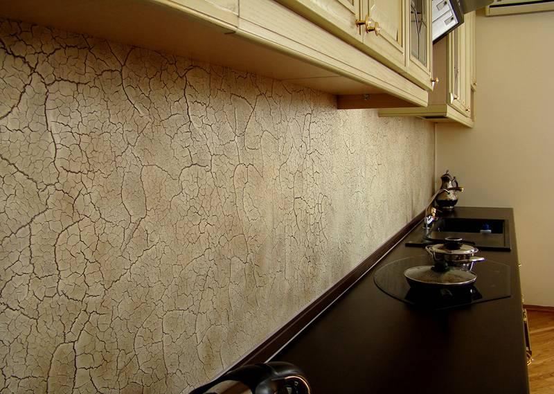 Акриловые смеси в основном используются для отделки кухни