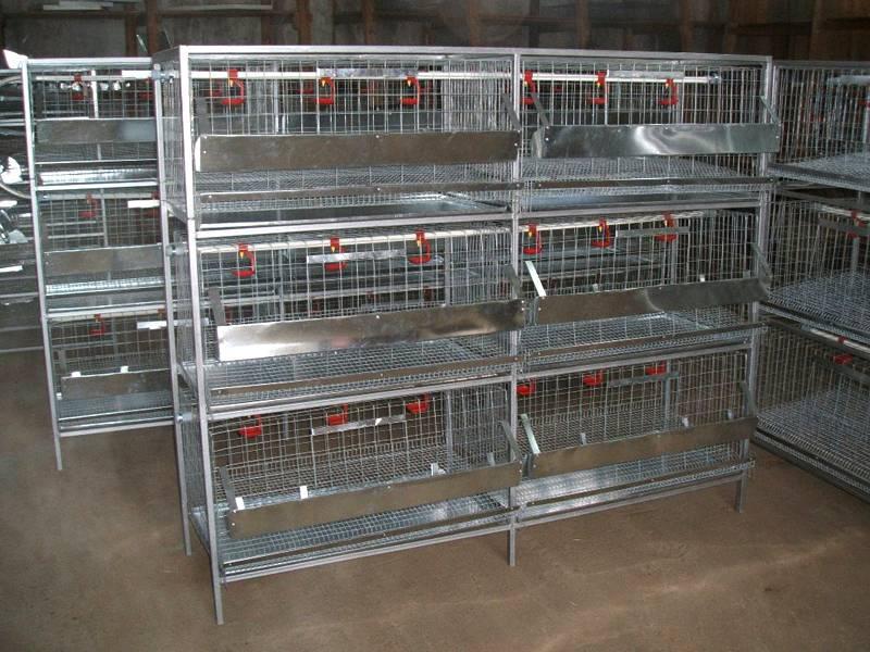 При желании можно купить гнездо для кур фабричного производства
