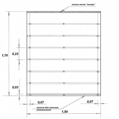 Как установить римские шторы на пластиковые окна: фото, цена проекта, особенности технологий
