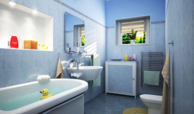 Превосходные изоляционные свойства и устойчивость к влаге пригодятся при отделке ванных комнат
