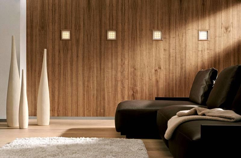 Качественные ламинированные поверхности выглядят великолепно. Но такое решение – дешевле, по сравнению с применением деревянной облицовки